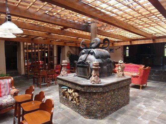 Royal Inka Hotel Pisac : lounge