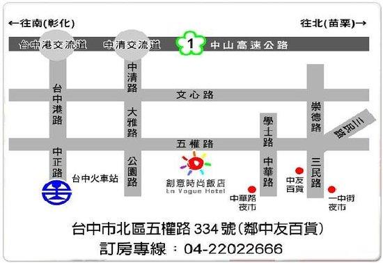 i-Deal Hotel: 位置(Location)