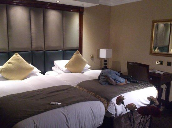 Shaftesbury Premier Hotel London Paddington : clubroom