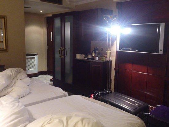 Shaftesbury Premier Hotel London Paddington: clubroom