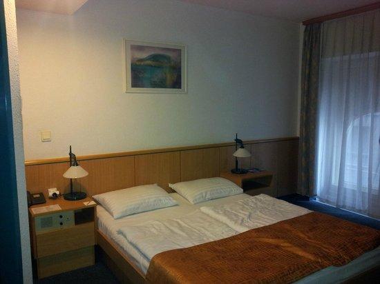 City Hotel Matyas : Habitación