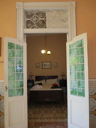 Casa Carlos Gil Lemes: Chambre