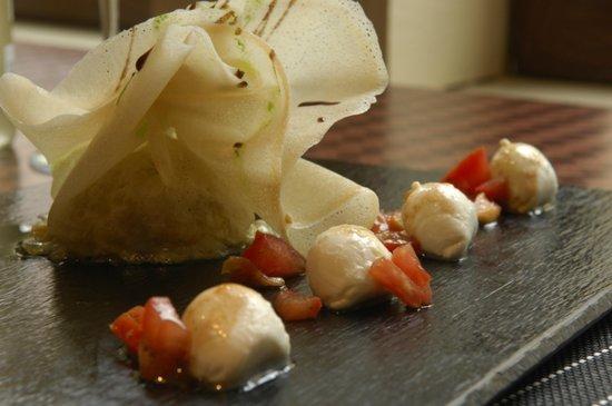 Restaurante Palatino: Cocina de calidad