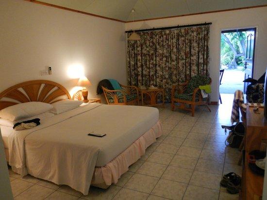 Sun Island Resort and Spa : chambre bungalow