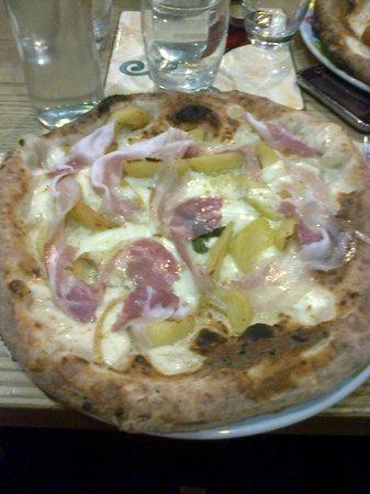 """Rossopomodoro: Pizza Cafuncella (""""le Invernali"""")"""