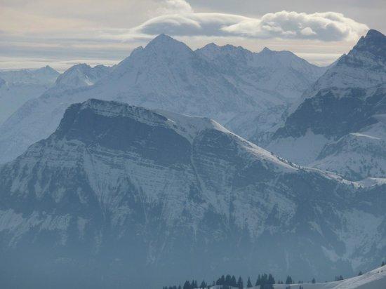 From Mount Rigi summit