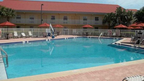 La Quinta Inn Cocoa Beach: Great stay