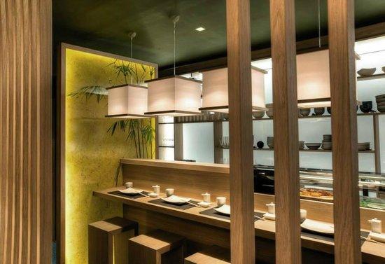Ristorante japit in benevento con cucina giapponese for Arredamento benevento