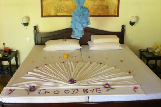 SeethaRama Ayurveda Resort : Bett