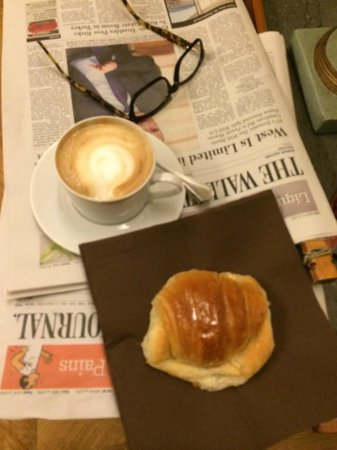 Duca D'Alba Hotel: Breakfast