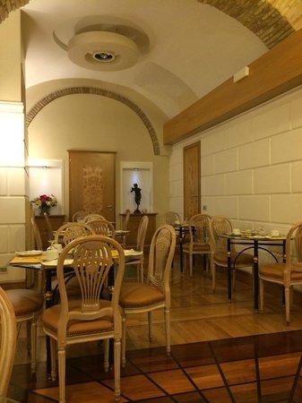 Duca D'Alba Hotel: Breatfast Room