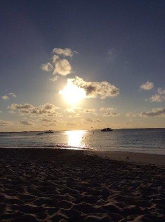 Ocean Club Resort: Sunset