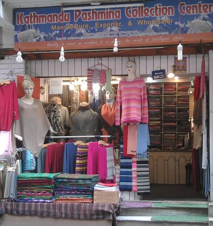 ‪Kathmandu Pashmina Collection Center‬