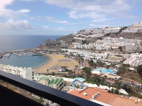 Miriam Apartments : udsigt fra værelse 609