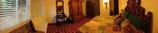 Baldwin's Guest House Cozumel: Garden Room