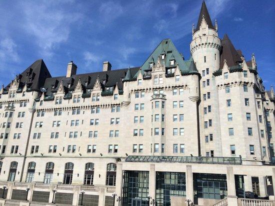 Fairmont Chateau Laurier : The Hotel