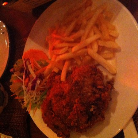 Easy Speaking Café Pub & Restaurant: Cordon bleu