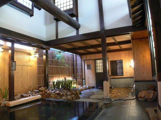 Iwaiya : 大浴場 祝いの湯