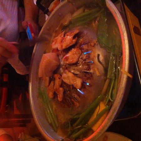 Easy Speaking Café Pub & Restaurant: Khmer BBQ
