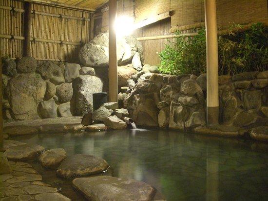 Iwaiya : 露天風呂