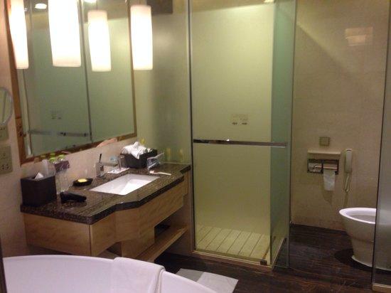Pullman Linyi Lushang: Bathroom