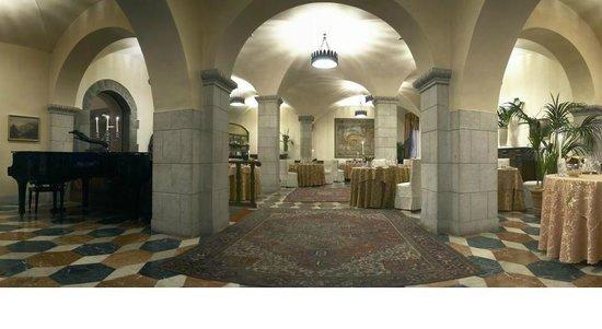 Colleoni dell'Angelo Restaurant : Sala Bramante