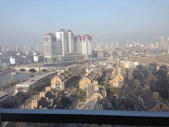 Pullman Linyi Lushang : Nice room view