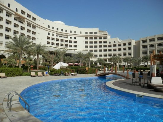 Swimming Pool Picture Of Sofitel Bahrain Zallaq Thalassa Sea Spa Manama Tripadvisor