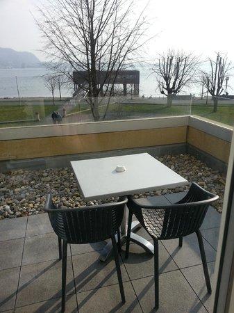 SENTIDO Seehotel am Kaiserstrand: Balkon