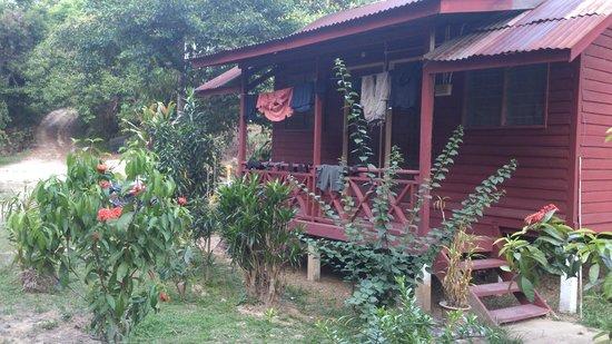 Park Lodge Taman Negara: the lodge