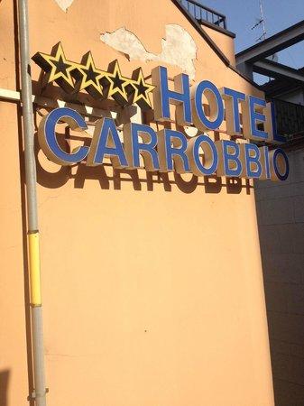 Hotel Carrobbio: otel adı