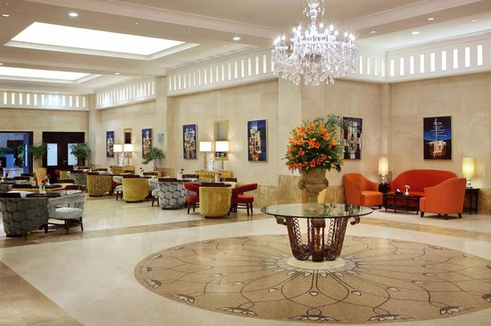 Al Marwa Rayhaan by Rotana-Makkah : Hotel Lobby