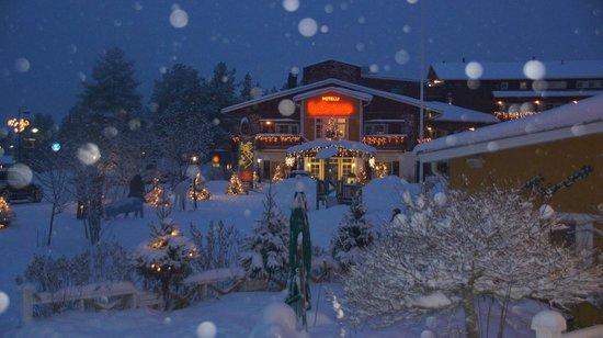 Levi Ski Resort: один из отелей Леви