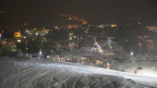 Levi Ski Resort: Вечерний Леви