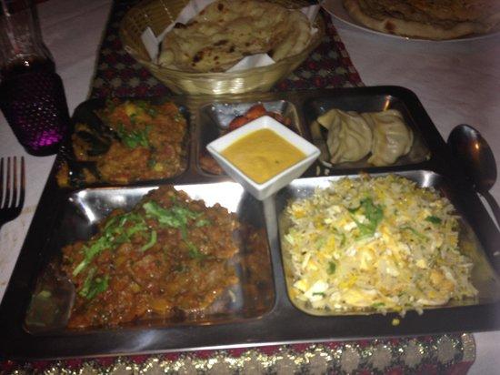 kathmandu delight: Simply fantastic food