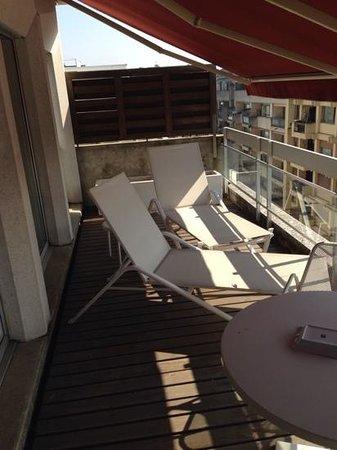 Hotel N'vY: Junior Suite Roof terasse
