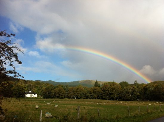 Melfort House: Pot of gol at the end of the rainbow