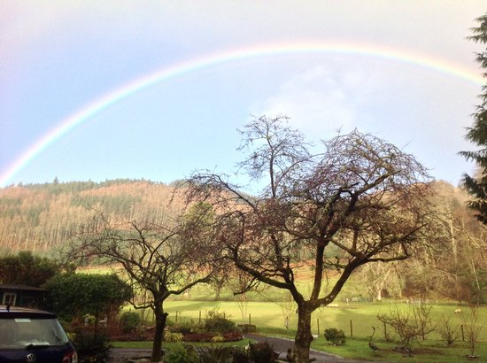 Melfort House: Rainbow