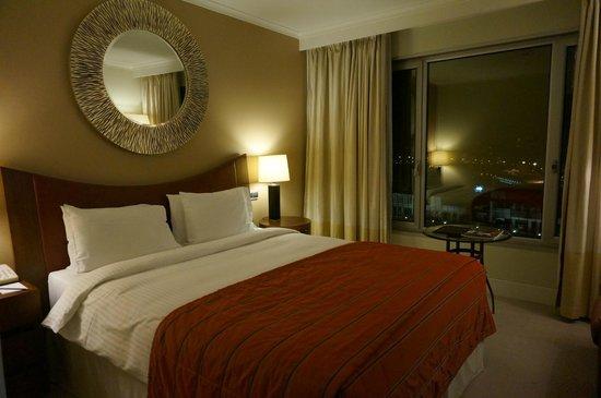 Corinthia Hotel Lisbon: Bedroom Room 1317