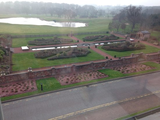 Carden Park Hotel : View from king suite bedroom