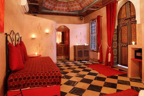 L'Escale de Marrakech: Une Suite triple..