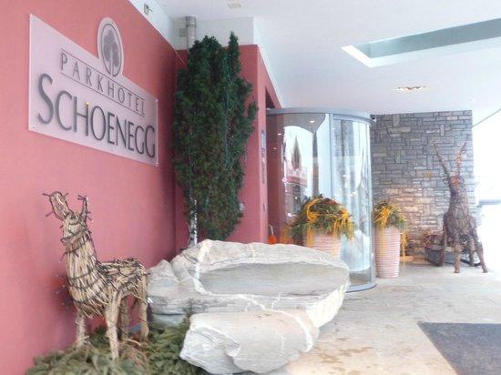 Parkhotel Schoenegg: ingang
