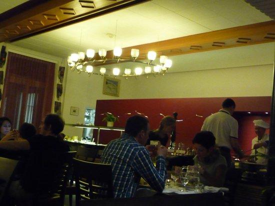 Parkhotel Schoenegg : buffet