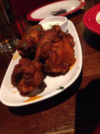 TGI Friday's: Buffalo wings
