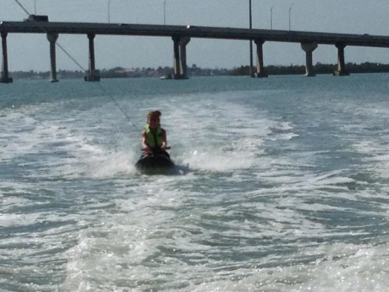 Waterski and Wakeboard Charters: great day