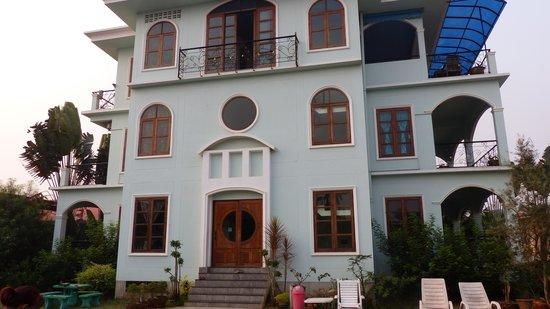 Baan Georges Hotel : maison