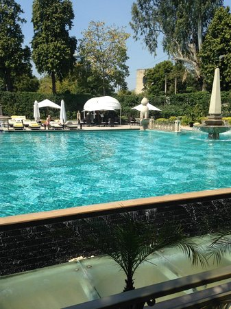 The Imperial Hotel : Nice Pool