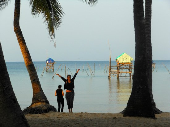 Peppercorn Beach Resort: we've arrived!!