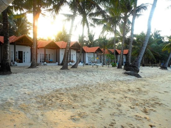 Peppercorn Beach Resort: Bungalows