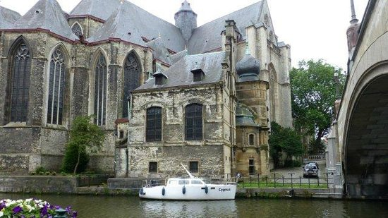 Free Tour Ghent: cathedral
